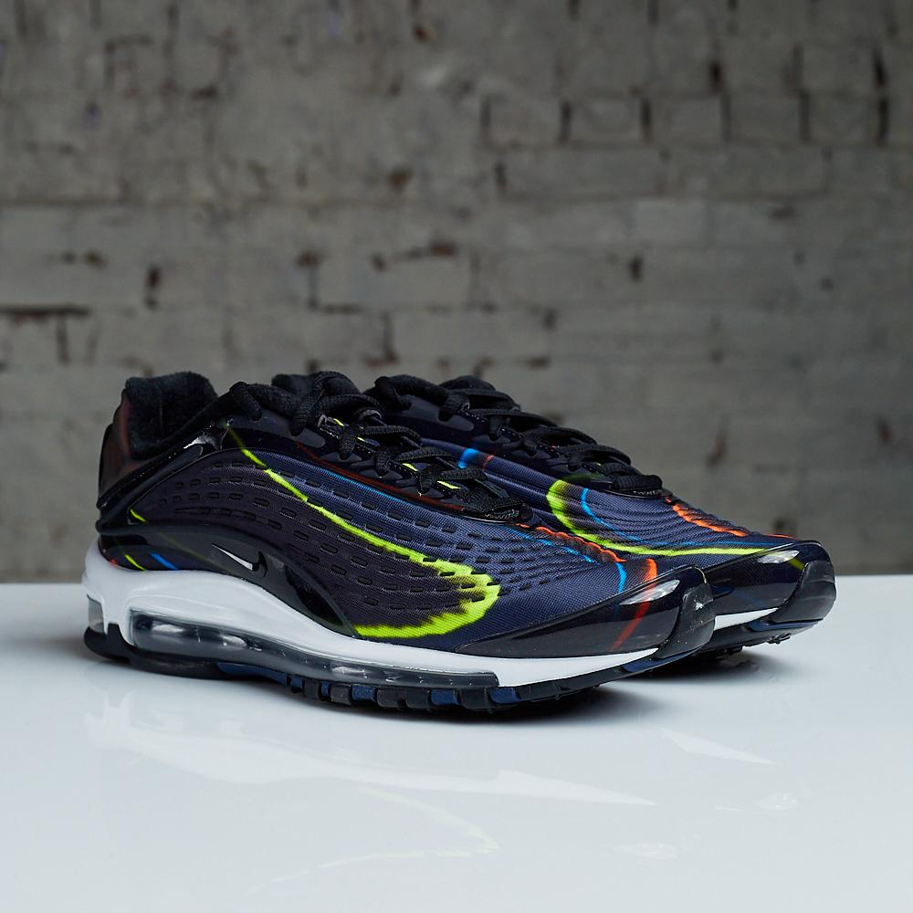 Nike Air Max Deluxe Black Midnight Navy AJ7831001-LESS 17