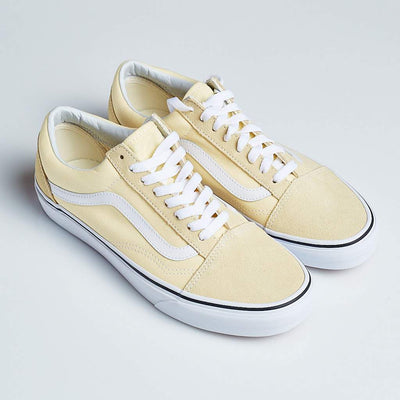 Vans Old Skool Vanilla Custard White