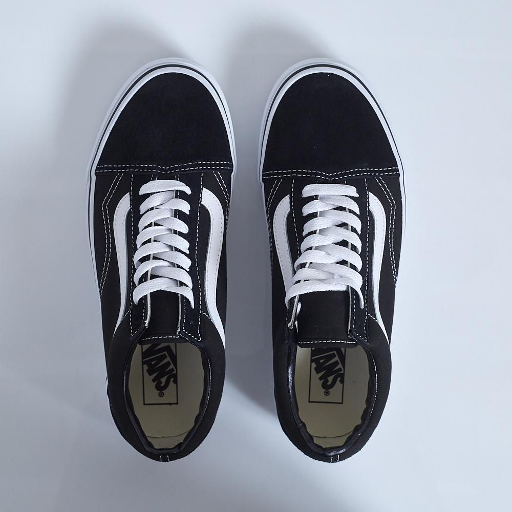 VANS Old Skool Black-LESS 17