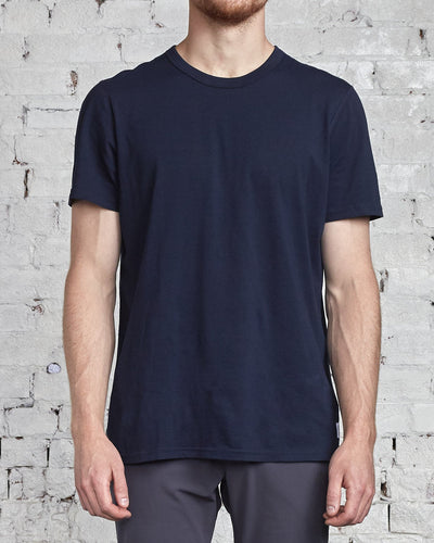 Reigning Champ 2-Pack T Navy-LESS 17