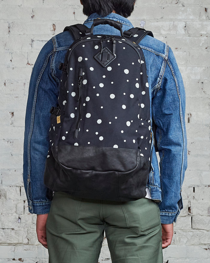visvim 20XL Cordura Pack Black