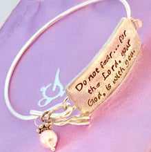 Breast Cancer Bracelet, Breast Cancer Jewelry, Cancer Jewelry, Inspire