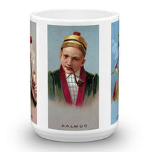 Tyrolese Kalmuc Japanese, World's Smokers, Allen & Ginter, Mug