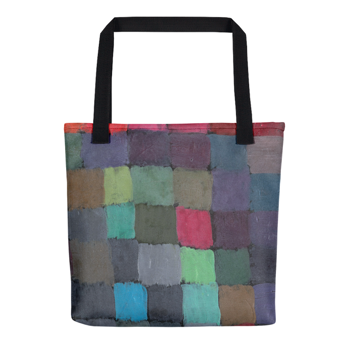 May Picture, Paul Klee, Tote Bag