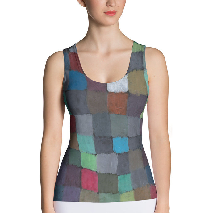 May Picture, Paul Klee, Tank Top