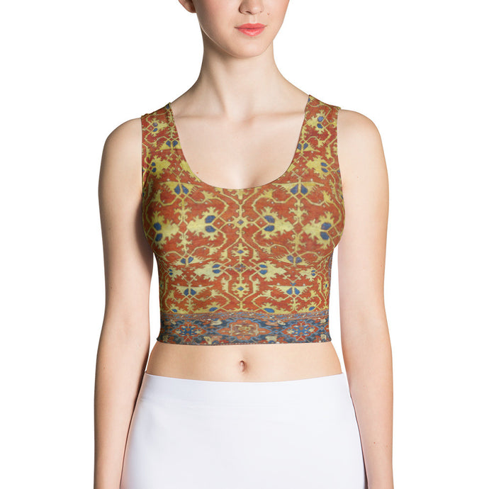 Lotto Carpet, Crop Top