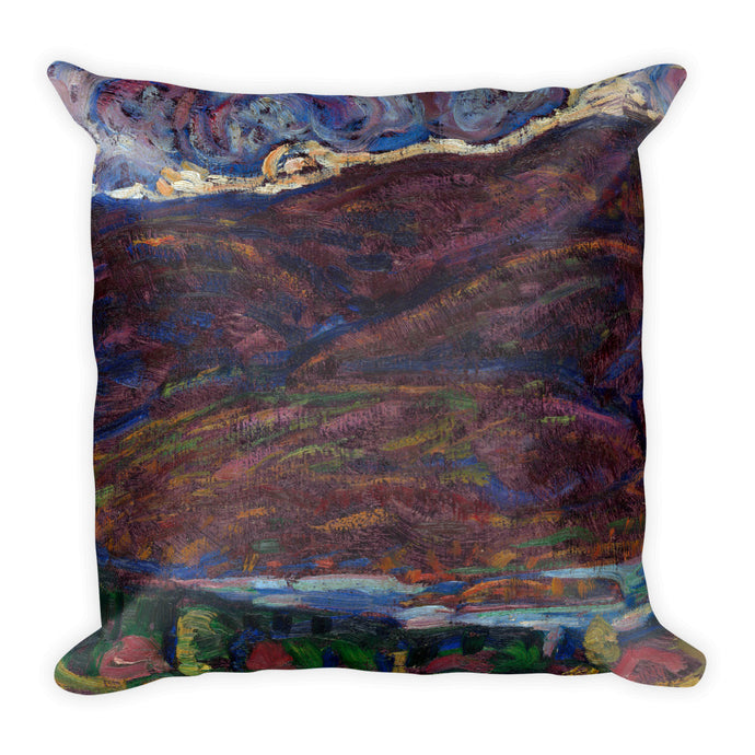 Autumn Color, Marsden Hartley, Square Pillow