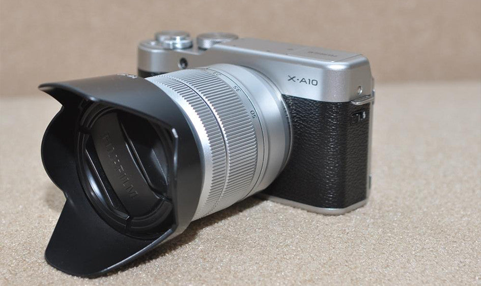 Fujifilm X-A10 Ready to Start