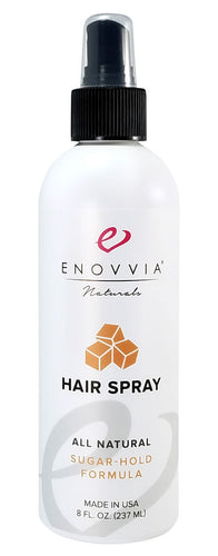 Enovvia Natural Sugar Hair Spray - Front