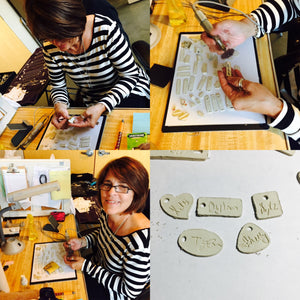 coach coaching teaching jewelry PMC metal clay course class