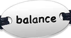 balance - small intentions - daVoria jewelry