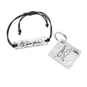 signature tags - medium