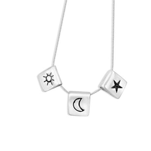 sun, moon and star - little inspirations
