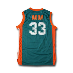 Moon 33 Flint Tropics Green Basketball Jersey - Jimmys Jerseys
