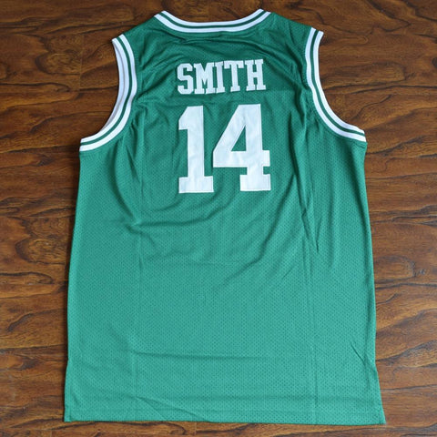 Will Smith #14 Bel-Air Academy Basketball Jersey Green