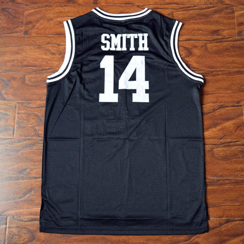 348174294f4 Will Smith 14 Bel-Air Academy Basketball Jersey Black - Jimmys Jerseys