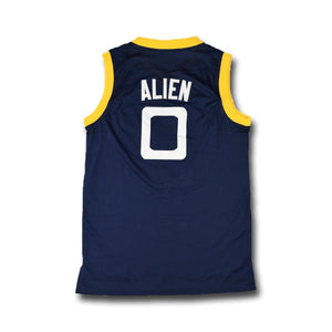 Alien #0 Monsfars Dark blue Basketball Jersey - Jimmys Jerseys