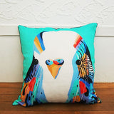 STOCK SALE Budgie Cushion COVER ONLY
