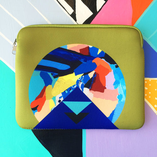 SALE Abstract iPad Case