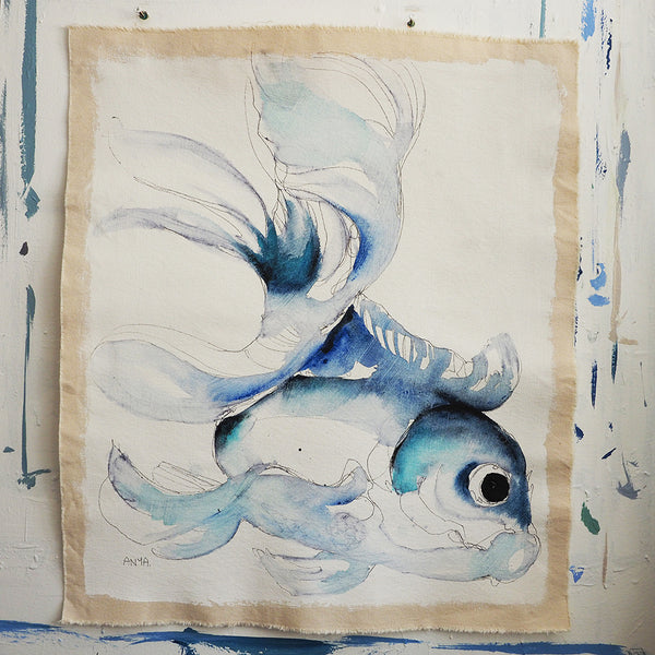 'New York Blue Fish'