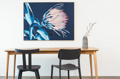 'A Worthy Distraction' CANVAS PRINT