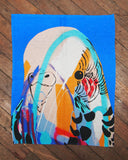 SALE Budgie Tea Towel Set