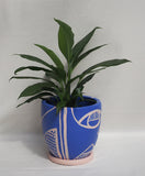 Cobalt SMALL GEO POT