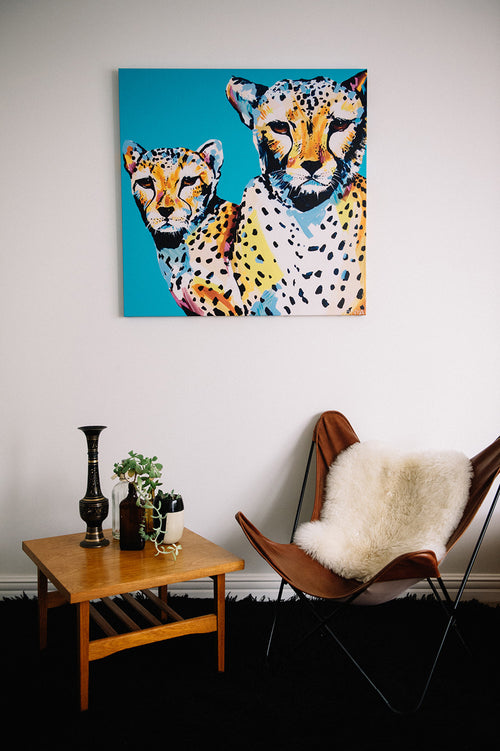 'Inner Contrast' CANVAS PRINT