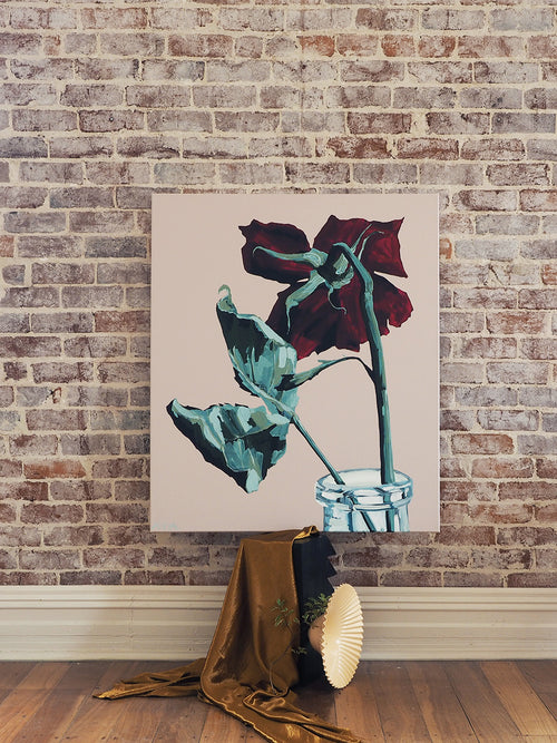 'Something To Still My Heart' CANVAS PRINT