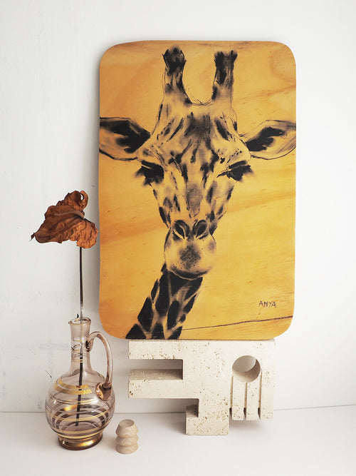 'Timber Giraffe'