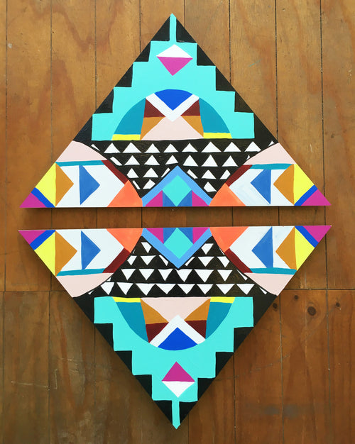 Geometric Triangle Small Pair