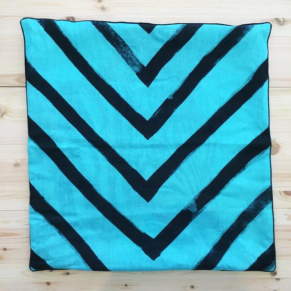 SALE Zebra Cushion COVER
