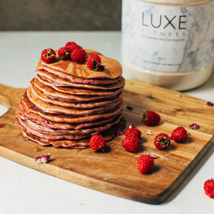 Healthy and Delicious High Protein Pancakes