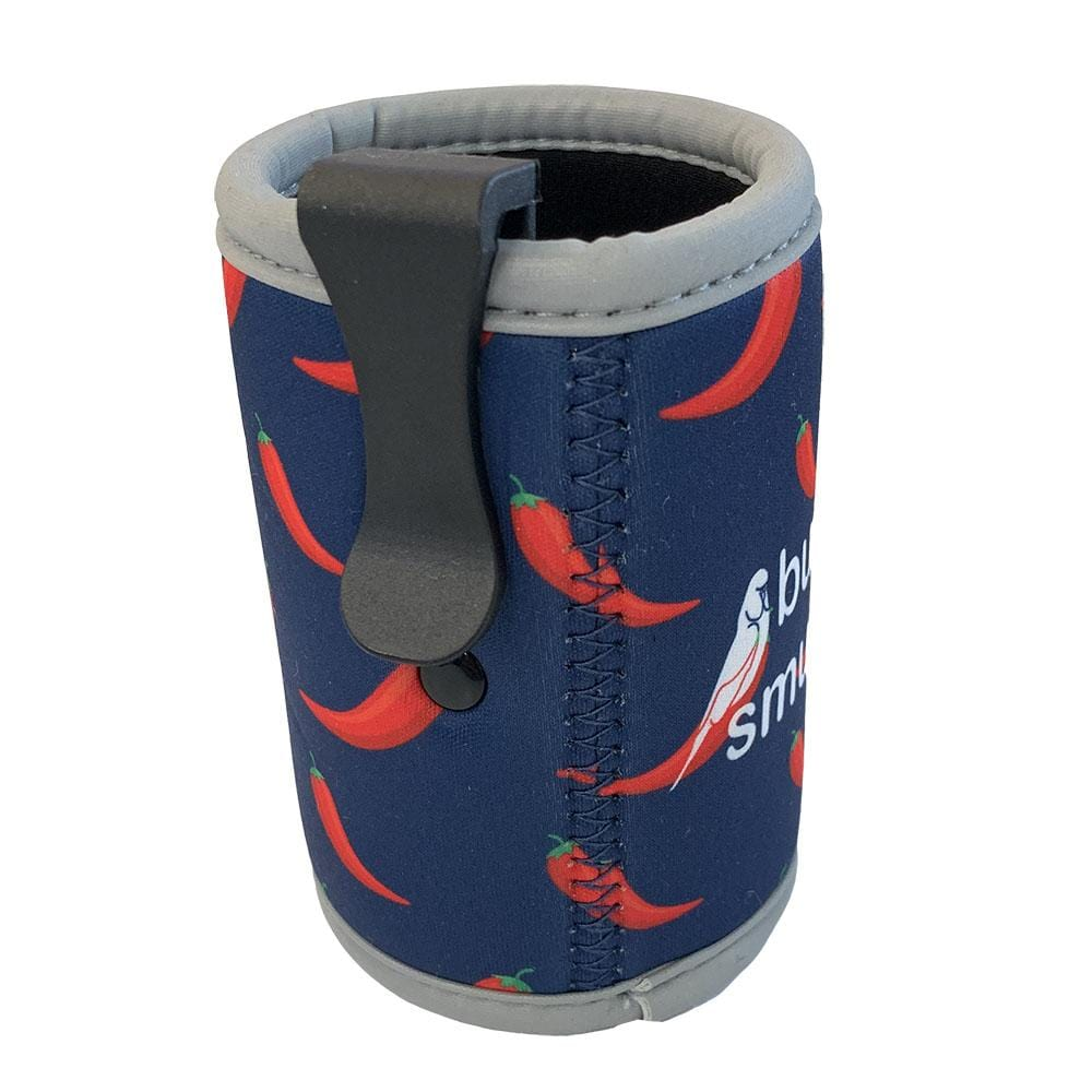 Chilli Willies Stubby Holder with Clip