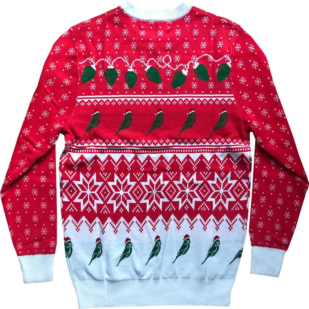 2019 Christmas Sweater (Red, Green & White)