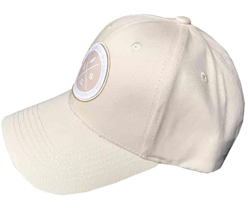 Cream Dad Hat