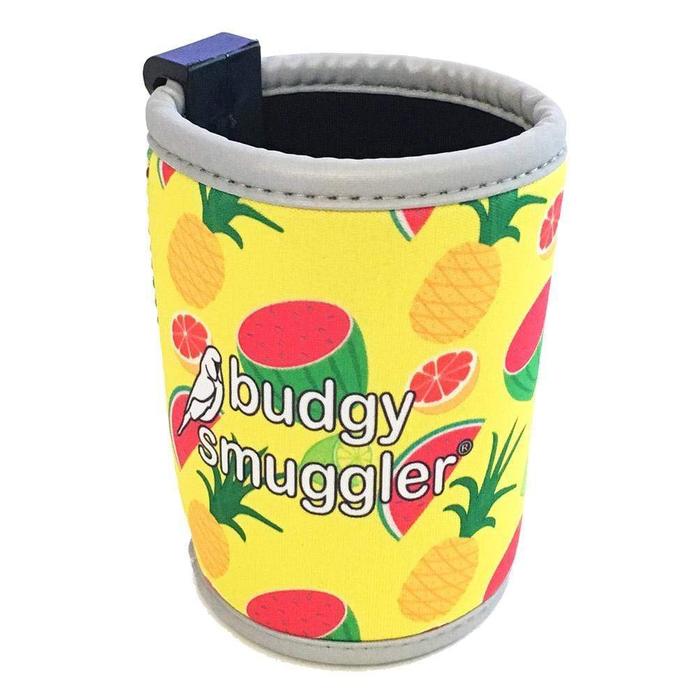 Fruit Salad Stubby Holder with Clip
