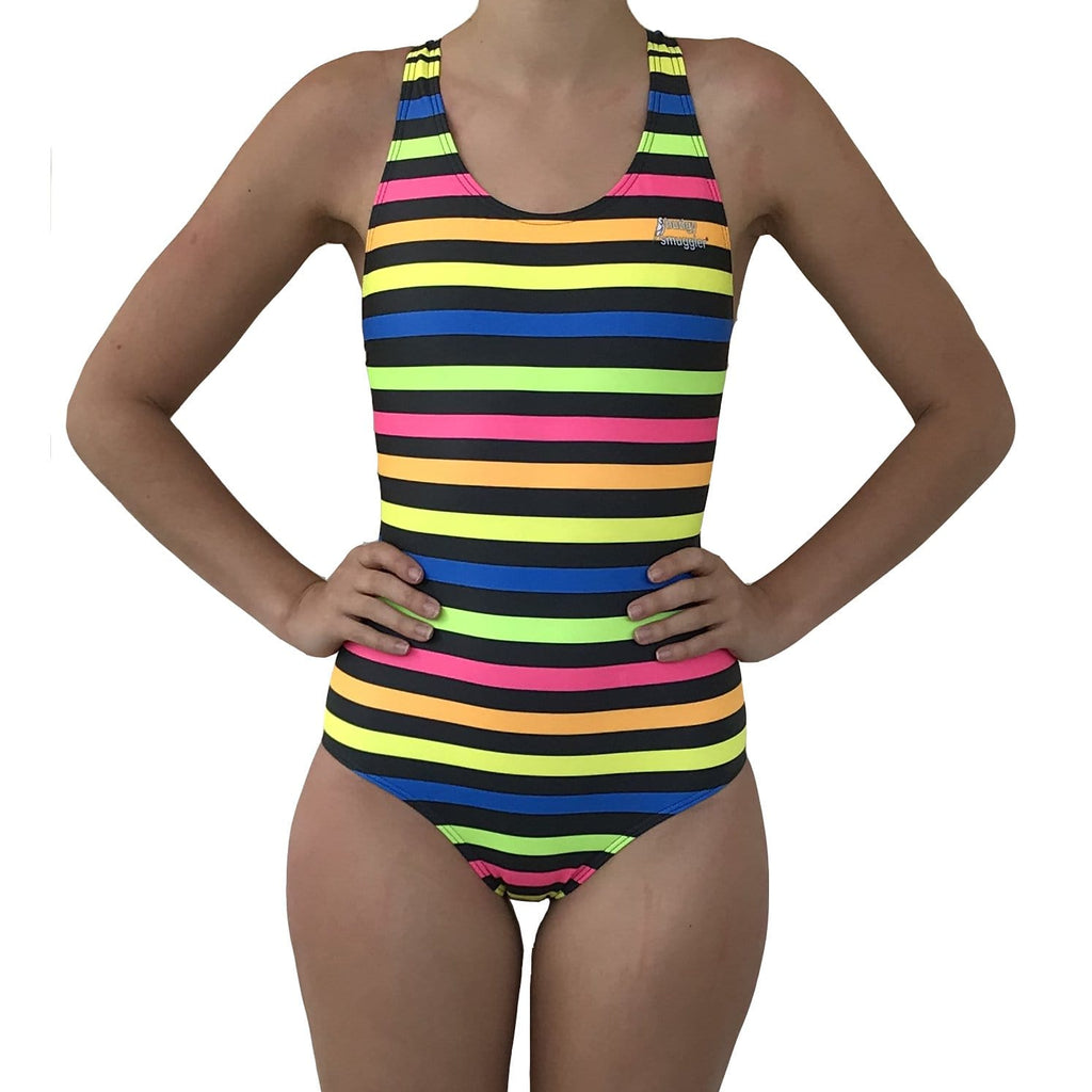 Liquorice All Sorts Thick Strap Racer