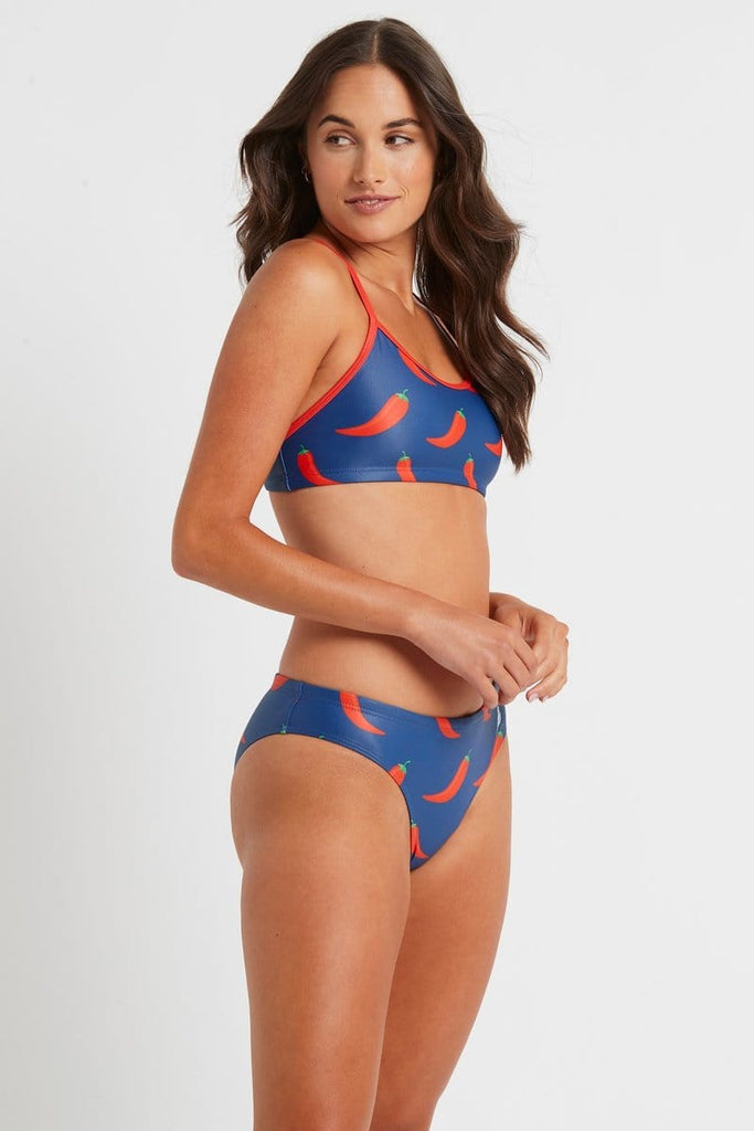 Chilli Willie Swim Top