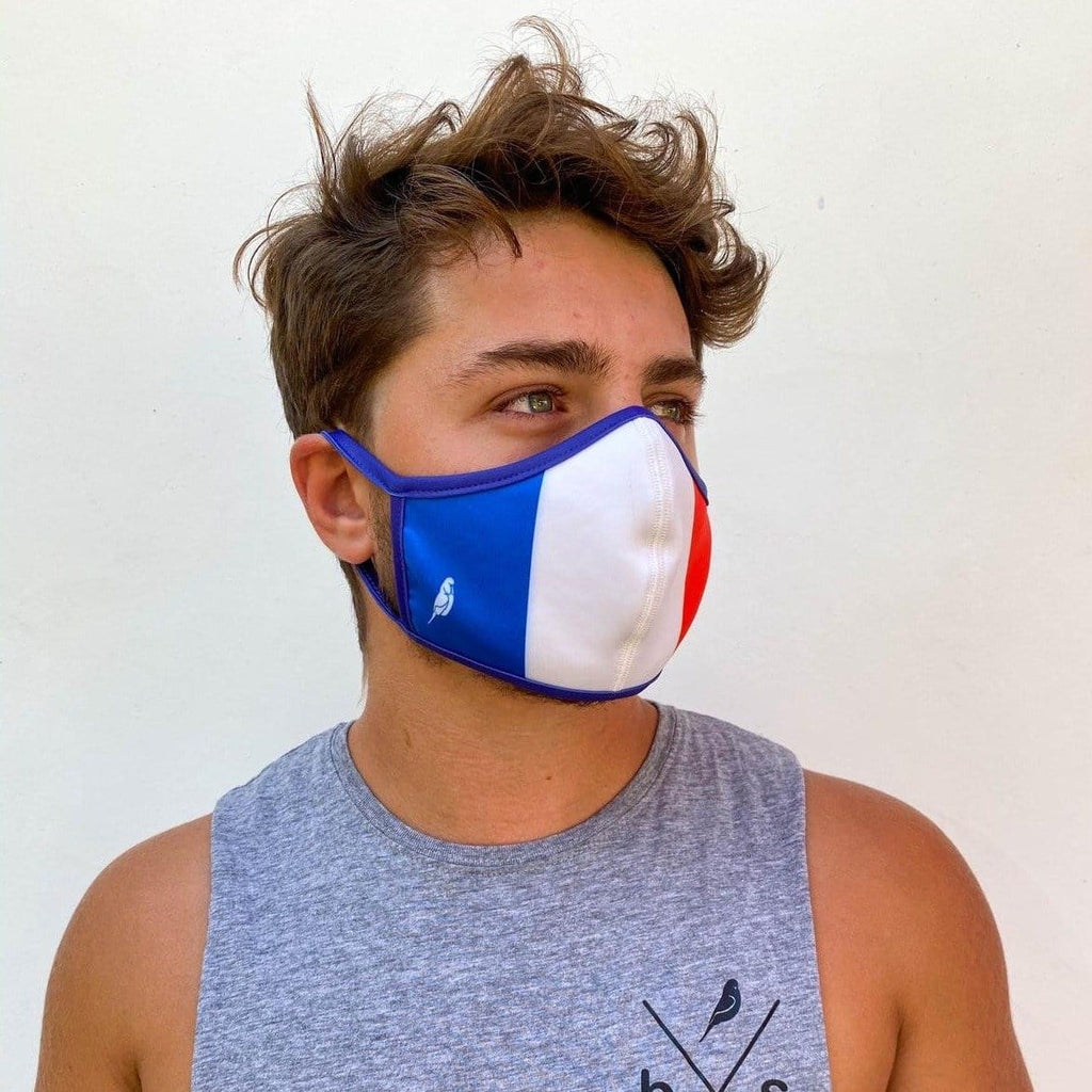French Face Mask