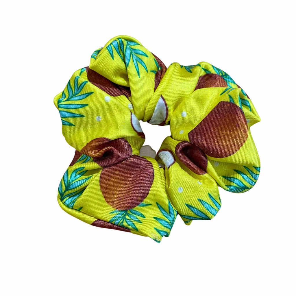Coconut Scrunchies