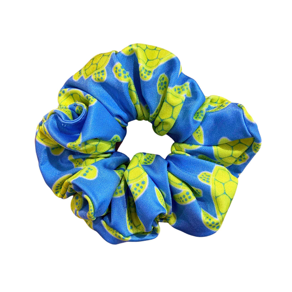 Totally Turtles Scrunchies