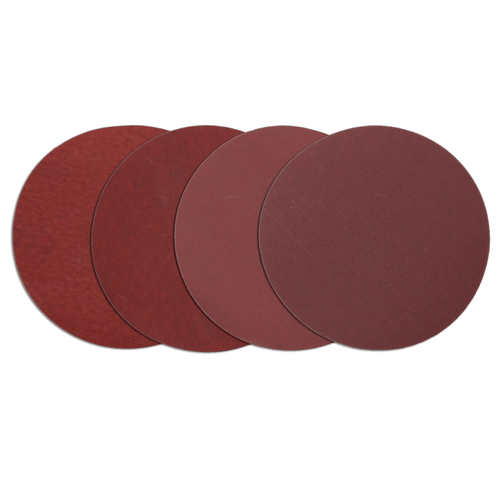 Hook and Loop Sanding Discs (3 in)