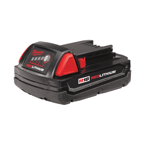 Milwaukee 18 Volt Lithium Ion Battery 1.5 Ah