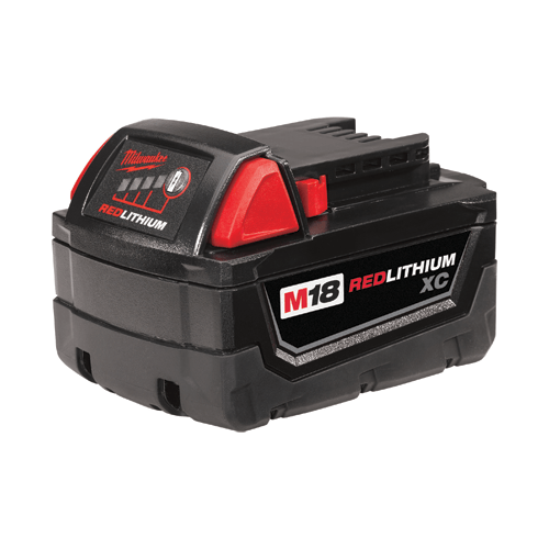 Milwaukee 18 Volt Lithium Ion Battery 3 Ah