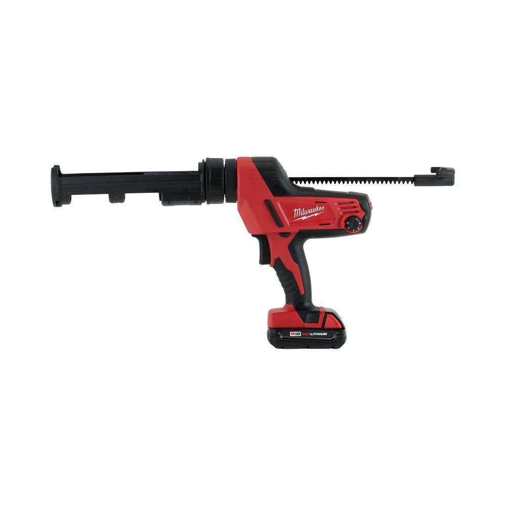 Milwaukee Cordless Caulking gun - 18V