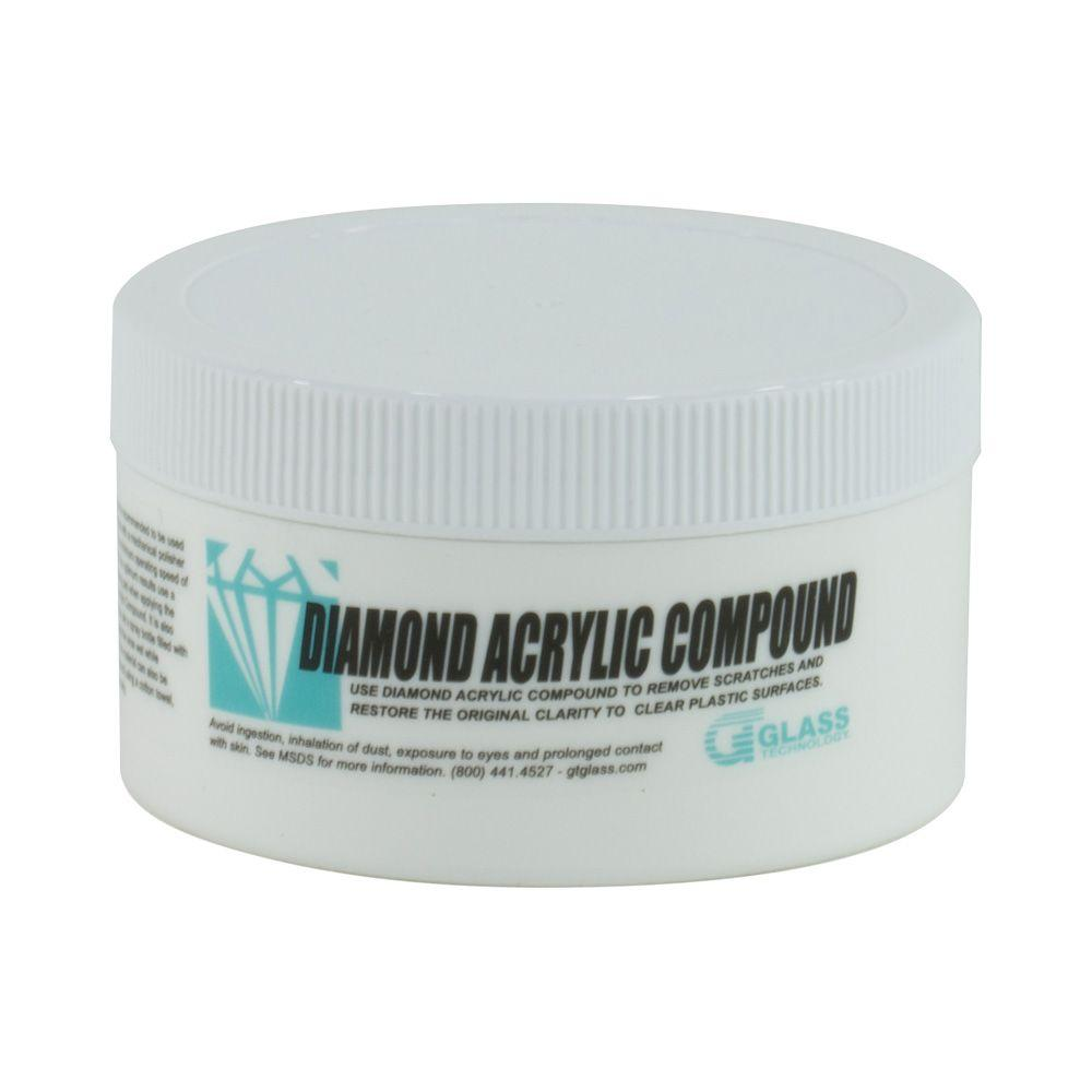 DiamondClear Acrylic Polishing Compound