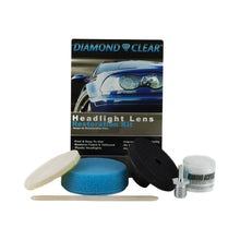 Starter Diamond Clear Headlight Repair Kit