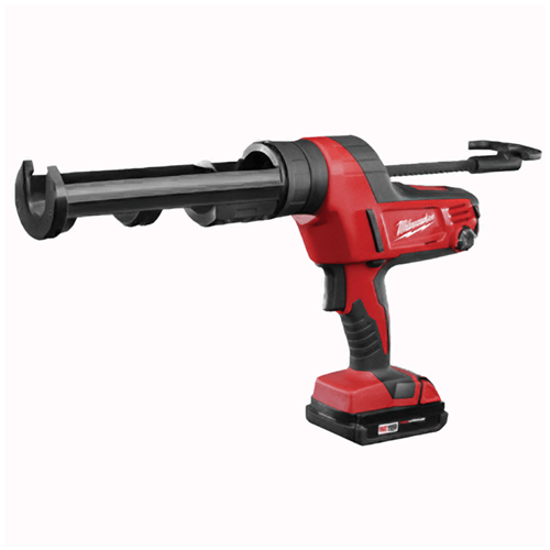 Milwaukee M18 Cordless Caulking Gun Kit - 10 oz.