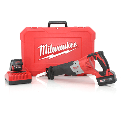 Milwaukee Sawzall M18 Cordless Reciprocating Saw Kit